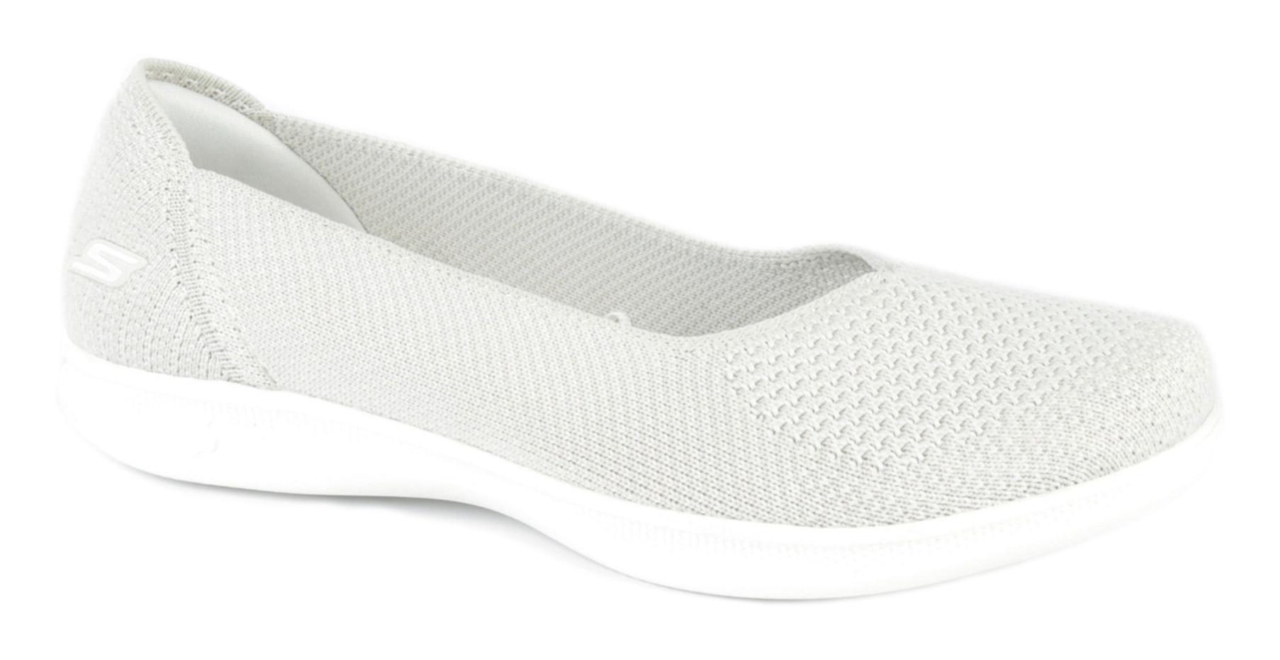 Skechers Go Step Lite Knitted Ballet Flat