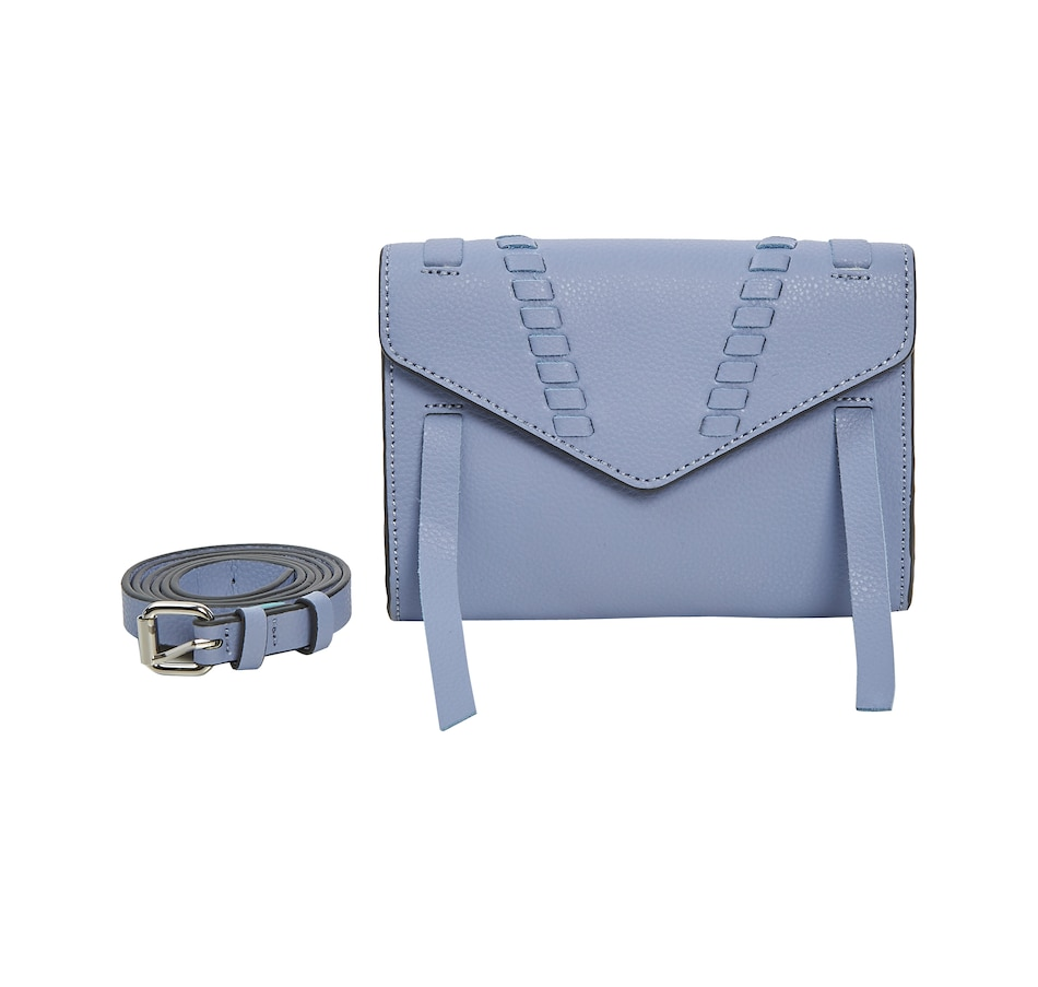 Image 403727_BLU.jpg , Product 403-727 / Price $49.33 , Danielle Nicole Daphne Belt Bag from Danielle Nicole Handbags on TSC.ca's Shoes & Handbags department