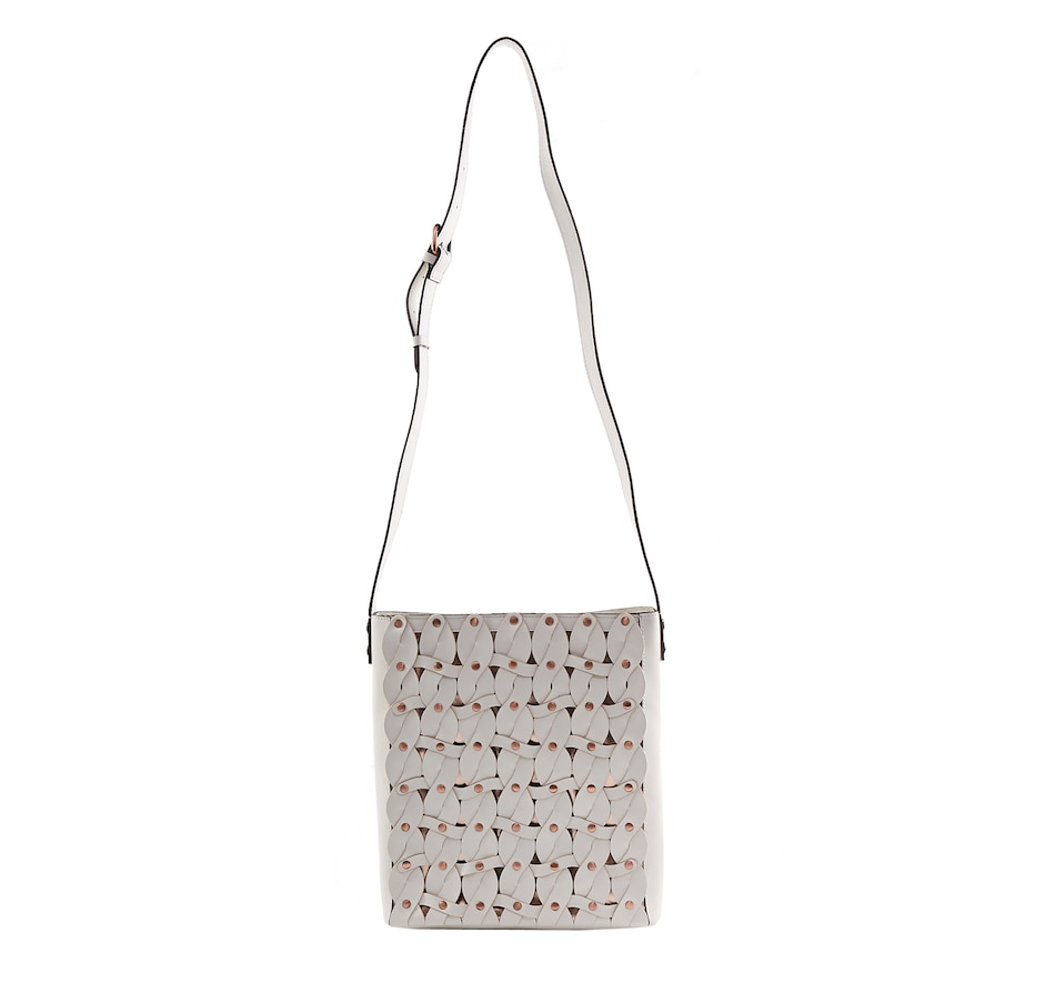 Image 404047_WHT.jpg , Product 404-047 / Price $99.33 , Patricia Nash Raiano Square Crossbody from Patricia Nash on TSC.ca's Shoes & Handbags department