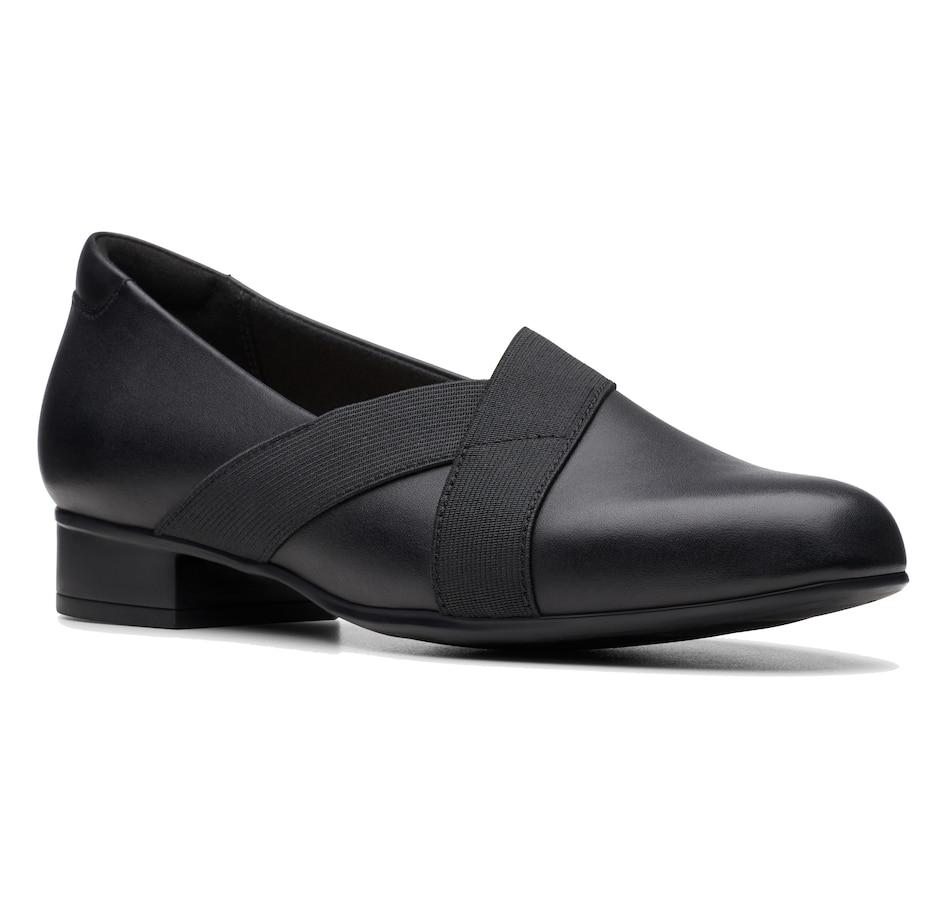 Image 404567_BLK.jpg , Product 404-567 / Price $120.00 , Clarks Footwear Juliet Dahlia Shoe from Clarks Footwear - Women on TSC.ca's Shoes & Handbags department