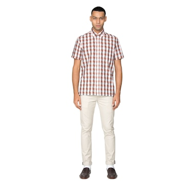 Ben Sherman Short Sleeve Archive Princeton Shirt