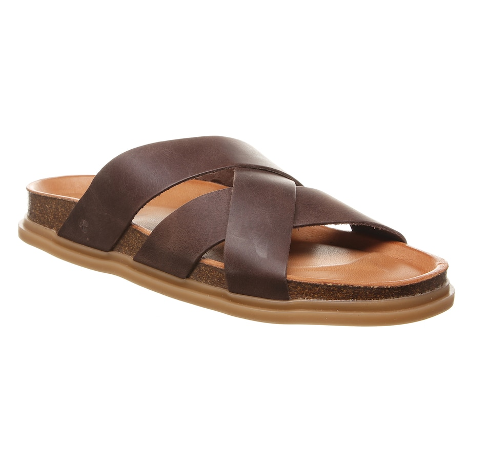 Image 404681_DBR.jpg , Product 404-681 / Price $99.99 , BEARPAW Mens Thomas Sandal from BEARPAW Footwear on TSC.ca's Shoes & Handbags department