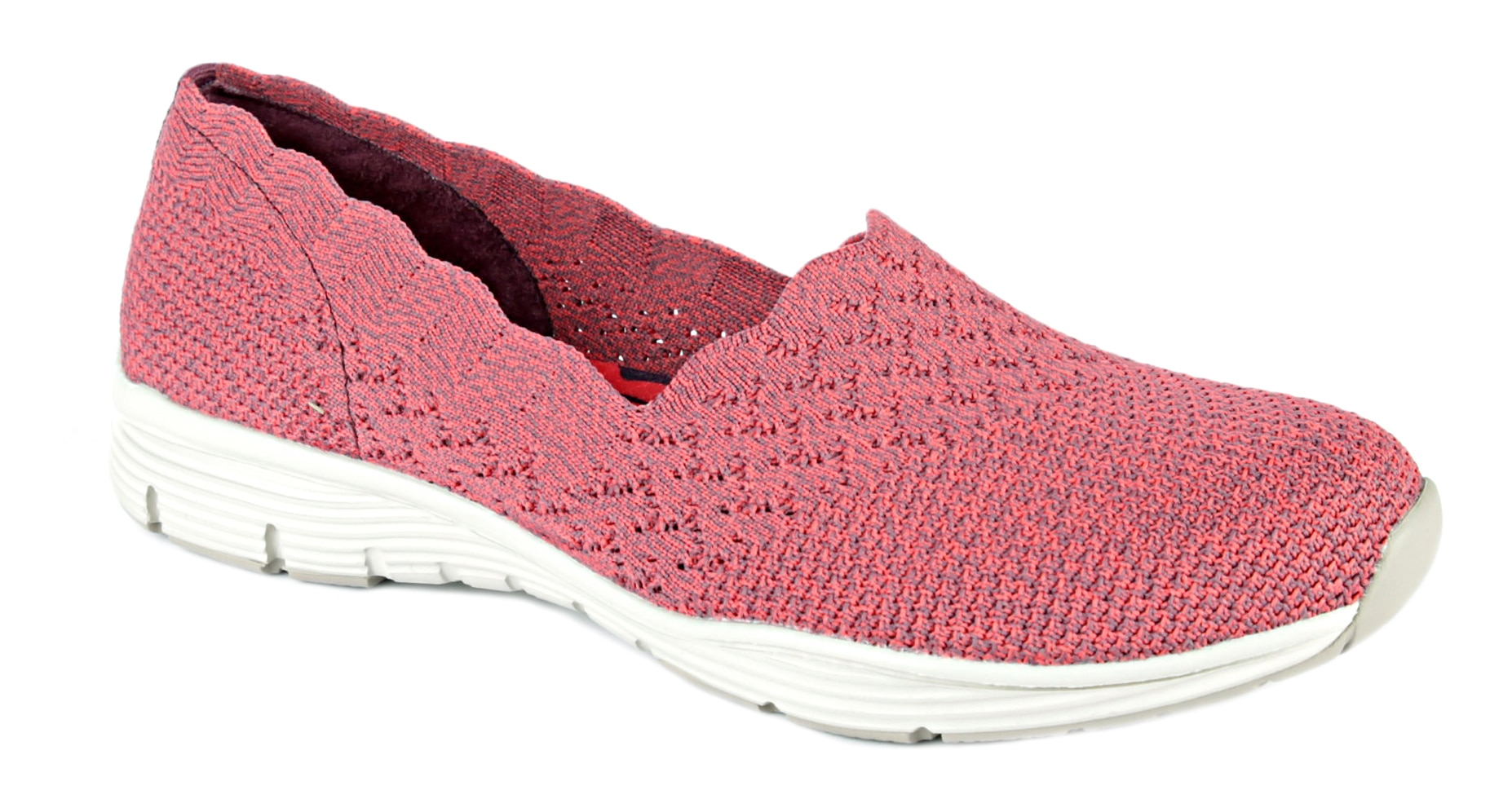 skechers scallop slip on Sale,up to 66