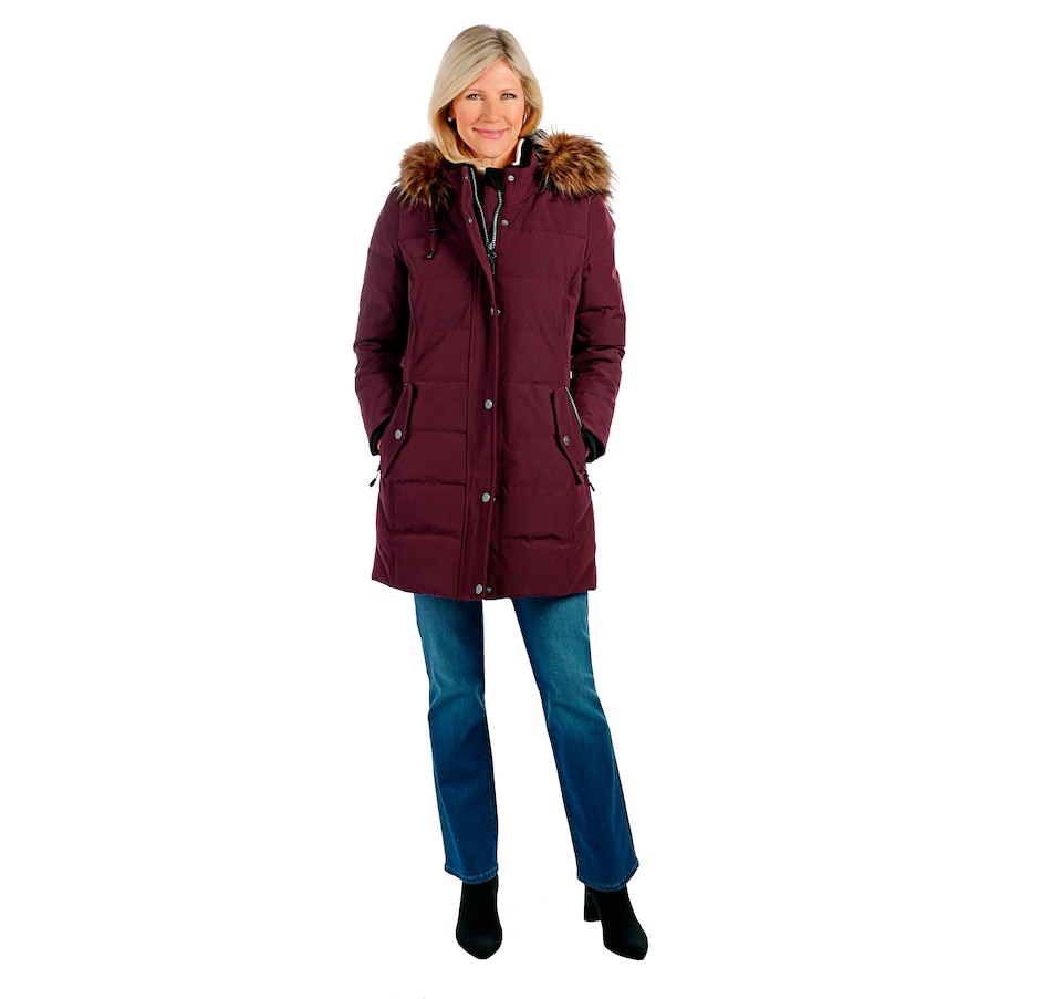 Image 404952_BY.jpg , Product 404-952 / Price $299.88 , Arctic Expedition Kodiak Mixed Quilted Parka from Arctic Expedition Women's on TSC.ca's Fashion department