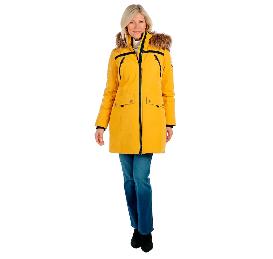 Image 404953_GLD.jpg , Product 404-953 / Price $299.88 , Arctic Expedition Ladies Kodiak Parka with Stand Collar from Arctic Expedition Women's on TSC.ca's Fashion department
