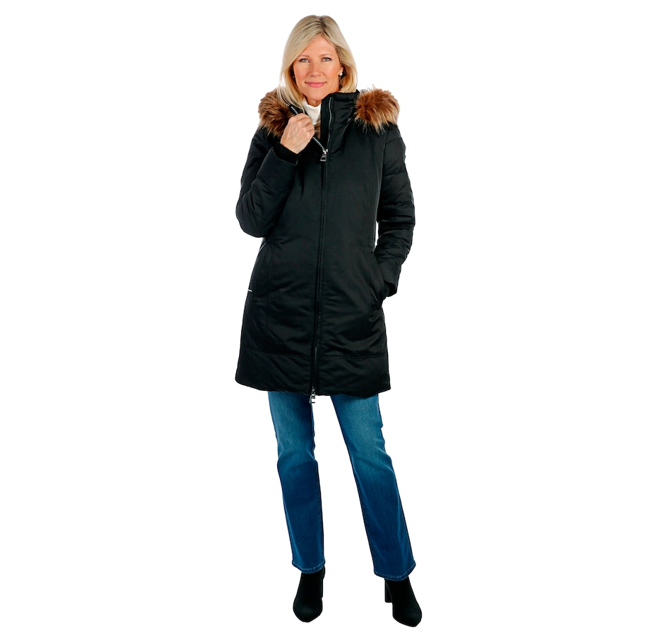 Image 404955_BLK.jpg , Product 404-955 / Price $129.33 , Arctic Expedition Ladies Kane Mid Weight Parka from Arctic Expedition Women's on TSC.ca's Fashion department