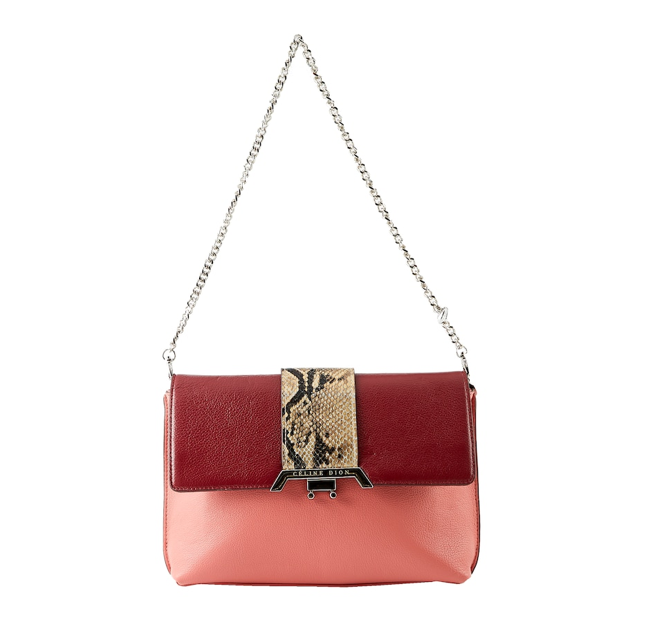 Image 404983_WIN.jpg , Product 404-983 / Price $139.33 , Celine Dion Coda Crossbody Bag from Céline Dion Collection on TSC.ca's Shoes & Handbags department
