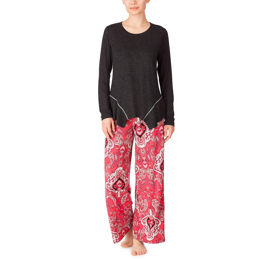 Image 405399_RPI.jpg , Product 405-399 / Price $49.88 , Ellen Tracy - Intimates Palazzo PJ Set from Ellen Tracy on TSC.ca's Fashion department