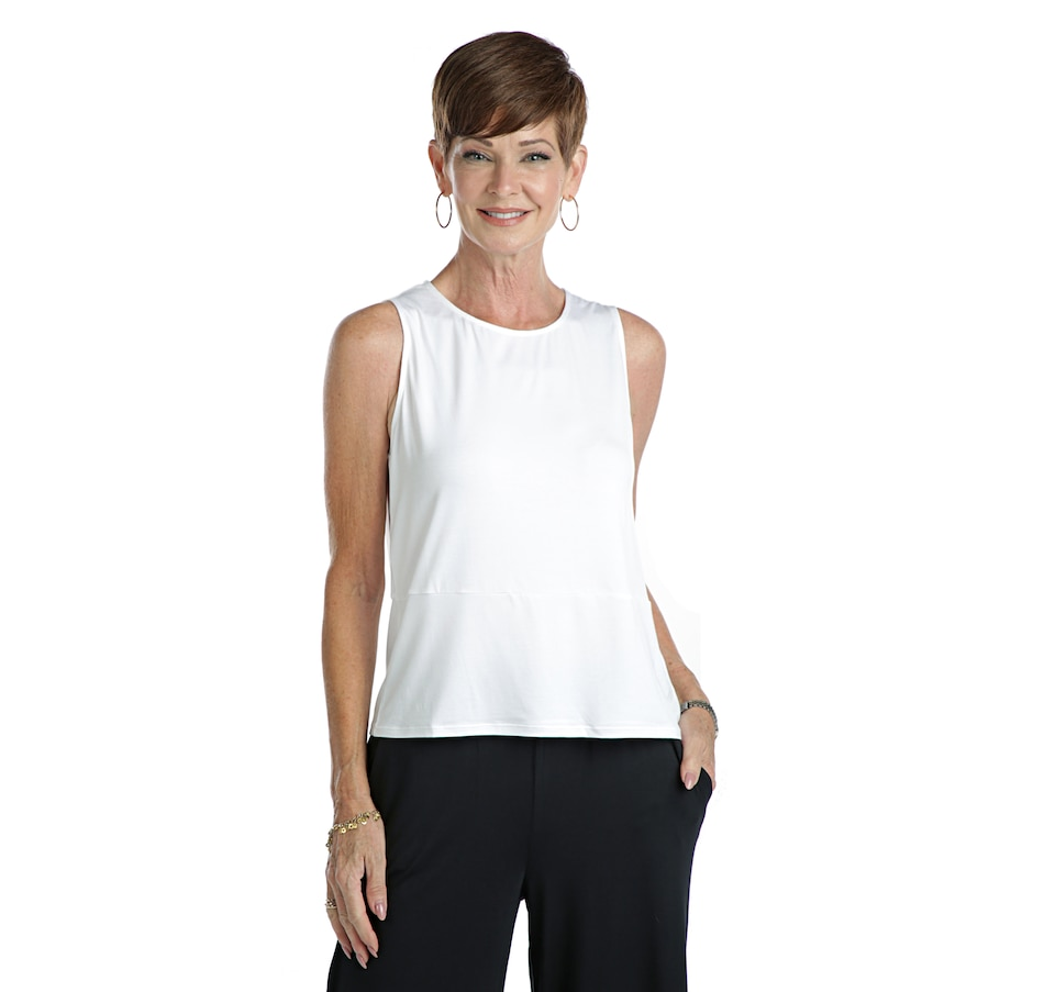 Image 405729_WHT.jpg , Product 405-729 / Price $19.33 , Skechers Ladies Sleeveless Top from Skechers on TSC.ca's Fashion department