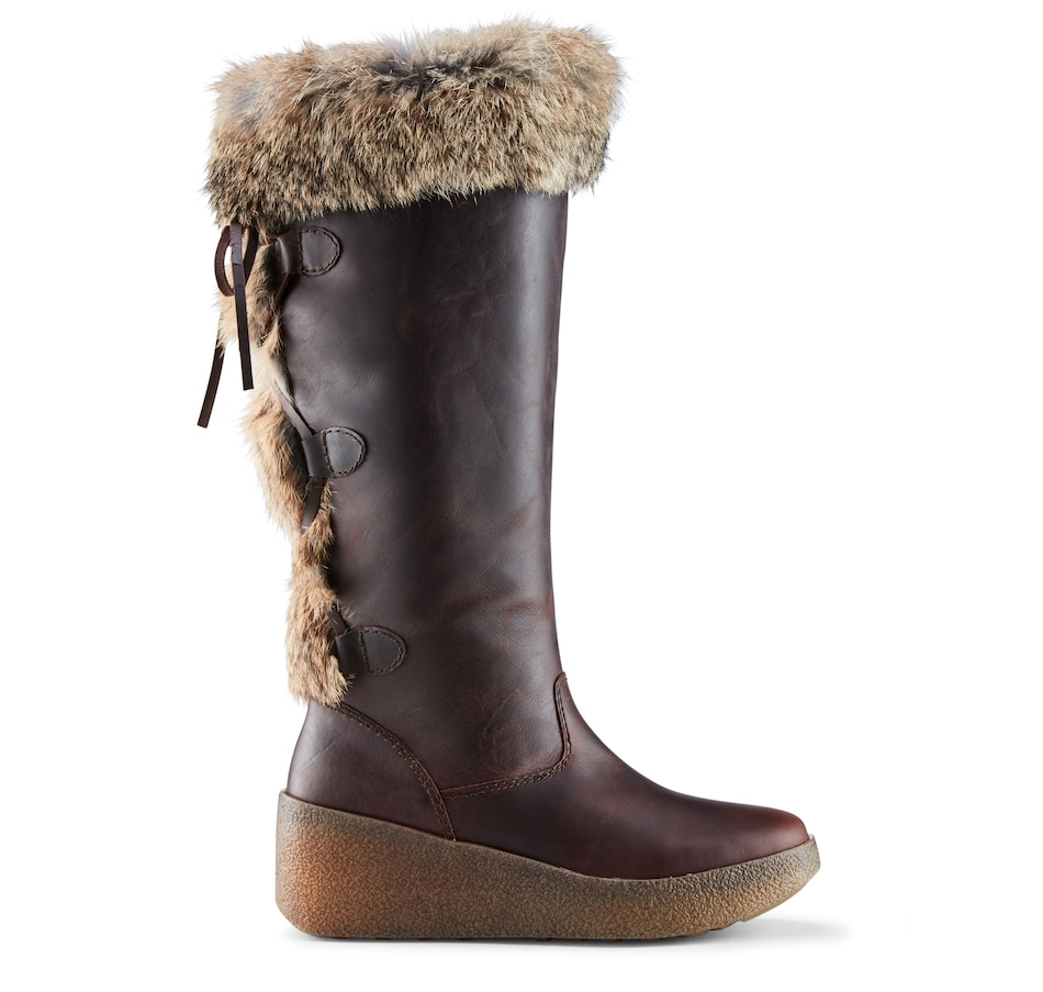 Image 405748_DBR.jpg , Product 405-748 / Price $260.00 , Cougar Durand Leather Tall Boot from Cougar Footwear - Women on TSC.ca's Shoes & Handbags department