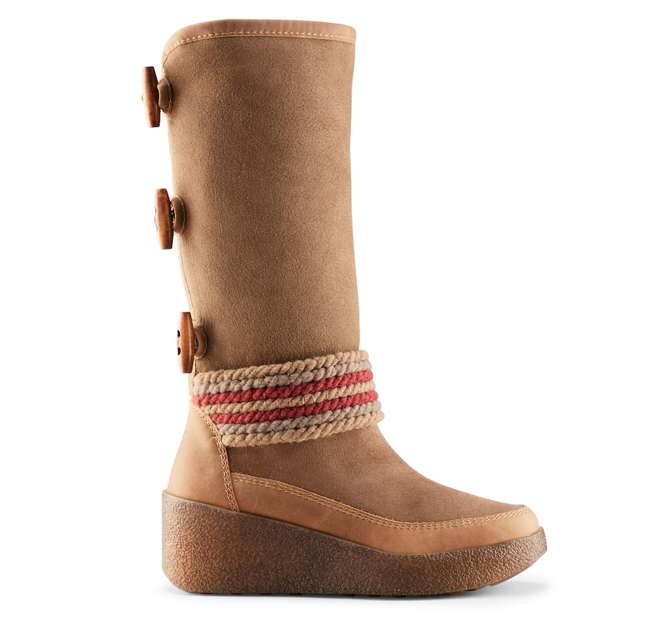 Image 405754_BRN.jpg , Product 405-754 / Price $295.00 , Cougar Duncan Tall Boot from Cougar Footwear - Women on TSC.ca's Shoes & Handbags department