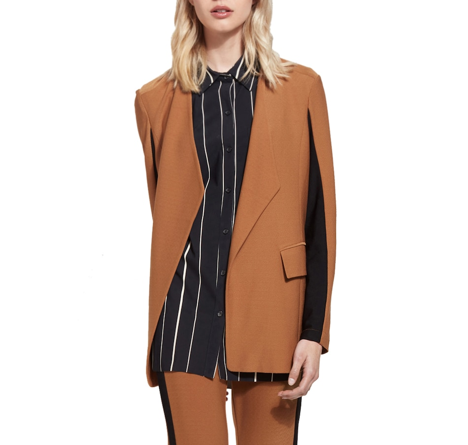 Image 405792_CML.jpg , Product 405-792 / Price $109.33 , Lysse Lianna Crepe Jacket from LYSSÉ on TSC.ca's Fashion department