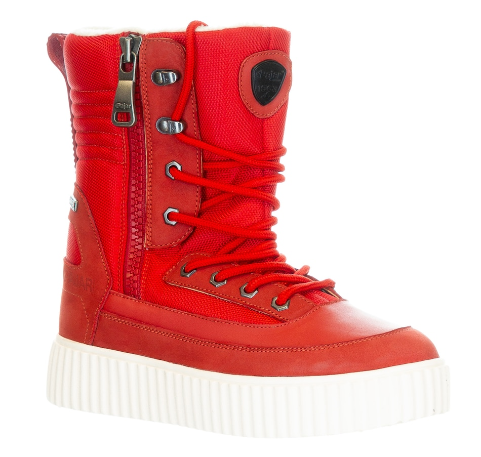 Image 405819_RED.jpg , Product 405-819 / Price $119.33 , Pajar Footwear Corval Boot from Pajar - Women on TSC.ca's Shoes & Handbags department