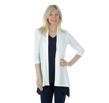 Artizan by Robin Barre 3/4 Sleeve Fashion Cardigan