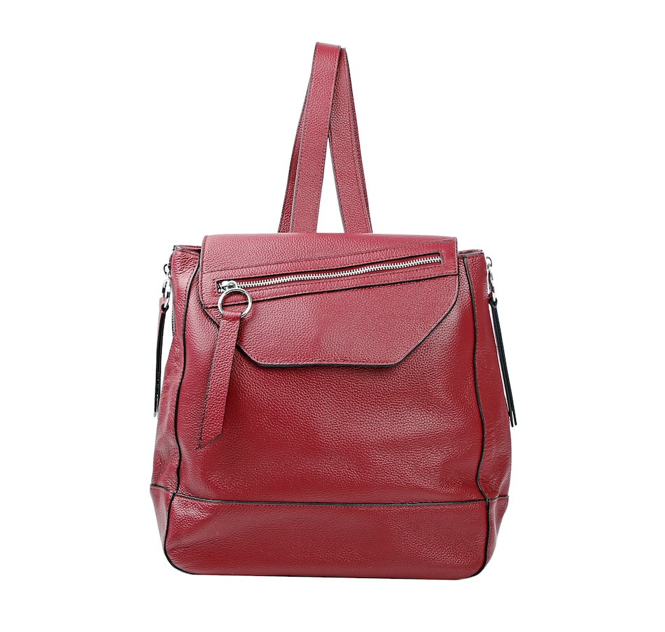 Image 405874_WIN.jpg , Product 405-874 / Price $169.99 , Danielle Nicole Lewin Leather Backpack from Danielle Nicole Handbags on TSC.ca's Shoes & Handbags department