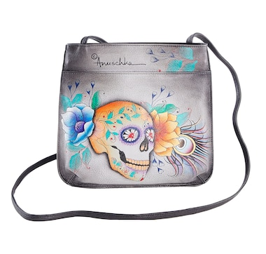 Anuschka Mini Crossbody