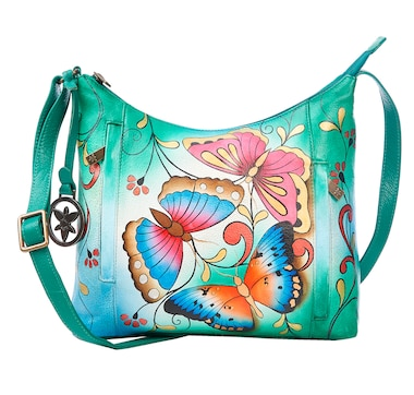 Anuschka Medium Shoulder Bag