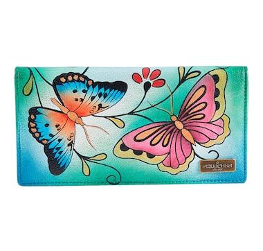 Anuschka Clutch Wallet