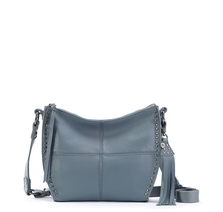 Image 406331_DNM.jpg , Product 406-331 / Price $149.99 , The Sak Silverlake City Leather Crossbody from The SAK Handbags on TSC.ca's Shoes & Handbags department