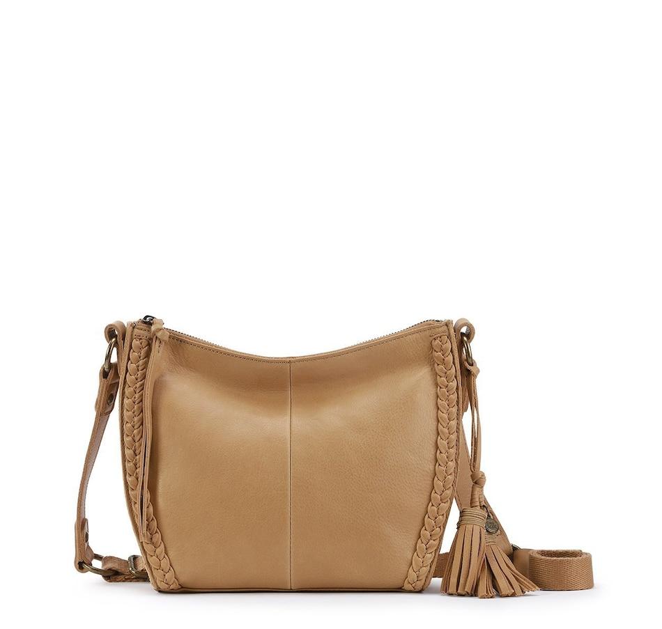 Image 406331_SCOT.jpg , Product 406-331 / Price $99.88 , The Sak Silverlake City Leather Crossbody from The SAK Handbags on TSC.ca's Shoes & Handbags department