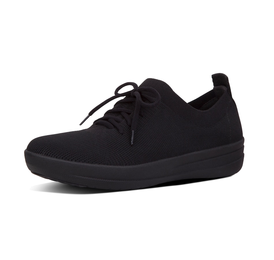 Image 406651_BLK.jpg , Product 406-651 / Price $39.33 , FitFlop F-Sporty Uberknit Sneaker from fitflop on TSC.ca's Shoes & Handbags department