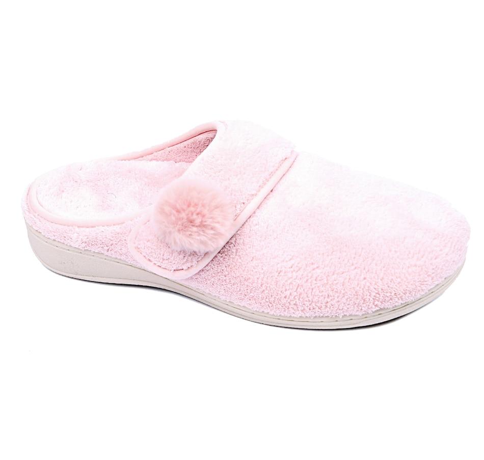 Image 406665_LPK.jpg , Product 406-665 / Price $49.33 , Vionic Footwear Indulge Emily Slipper from Vionic on TSC.ca's Shoes & Handbags department