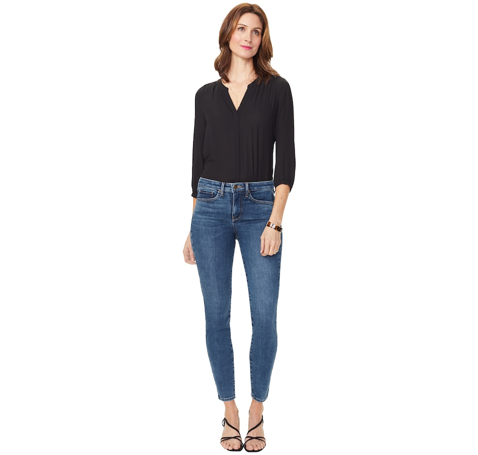 Image 406674_PRESD.jpg , Product 406-674 / Price $159.00 , NYDJ Ami Skinny Fashion Jean from NYDJ on TSC.ca's Fashion department