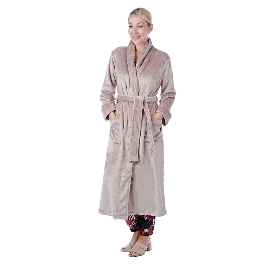 Image 406684_BGE.jpg , Product 406-684 / Price $39.33 , N Natori Cashmere Fleece Robe from N Natori Fashion on TSC.ca's Fashion department
