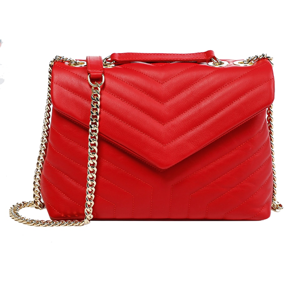 Image 406706_RED.jpg , Product 406-706 / Price $249.88 , Ron White Ellesmere Handbag from Ron White on TSC.ca's Shoes & Handbags department