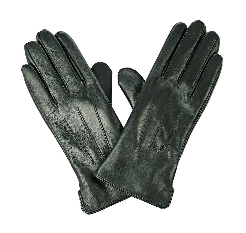 Image 406896_BLK.jpg , Product 406-896 / Price $24.88 , Mancini Leather Women's Leather Glove from Mancini Fine Leather on TSC.ca's Fashion department