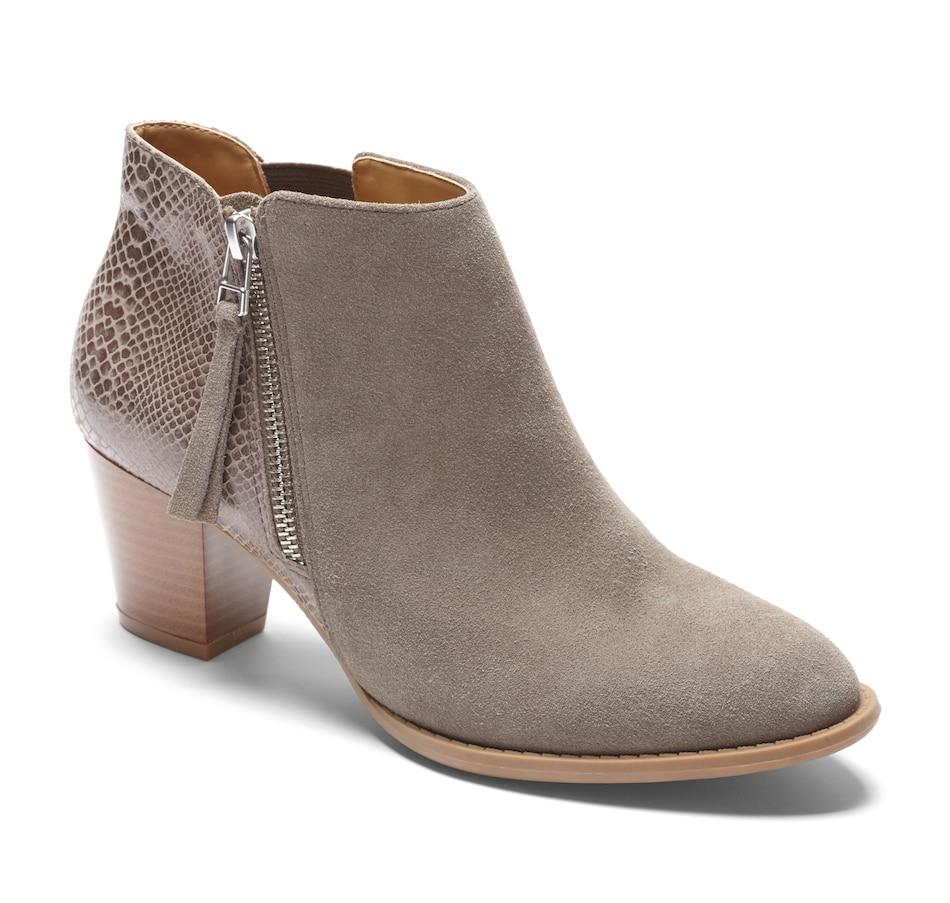 Image 407109_GREIG.jpg , Product 407-109 / Price $79.33 , Vionic Footwear Anne Ankle Boot from Vionic on TSC.ca's Shoes & Handbags department