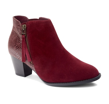 Vionic Footwear Anne Ankle Boot