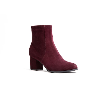 Blondo Deliah Suede Ankle Boot