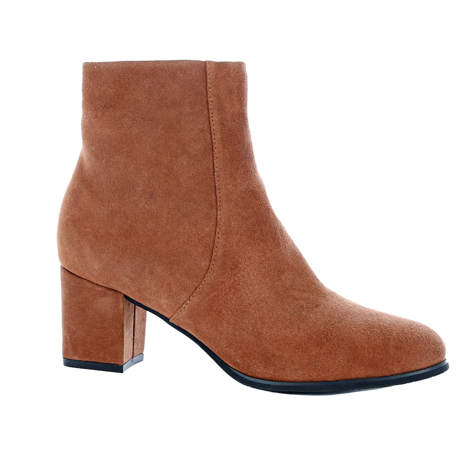 Image 407157_DTN.jpg , Product 407-157 / Price $117.88 , Blondo Deliah Suede Ankle Boot from Blondo  on TSC.ca's Shoes & Handbags department
