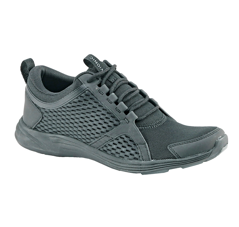 Image 407225_BLK.jpg , Product 407-225 / Price $102.88 , Vionic Agile Ingrid Lace Up Sneaker from Vionic on TSC.ca's Shoes & Handbags department