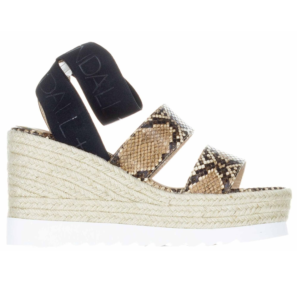 Image 407485_COF.jpg , Product 407-485 / Price $130.00 , Kendall & Kylie Prim Espadrille Wedge from Kendall & Kylie on TSC.ca's Shoes & Handbags department