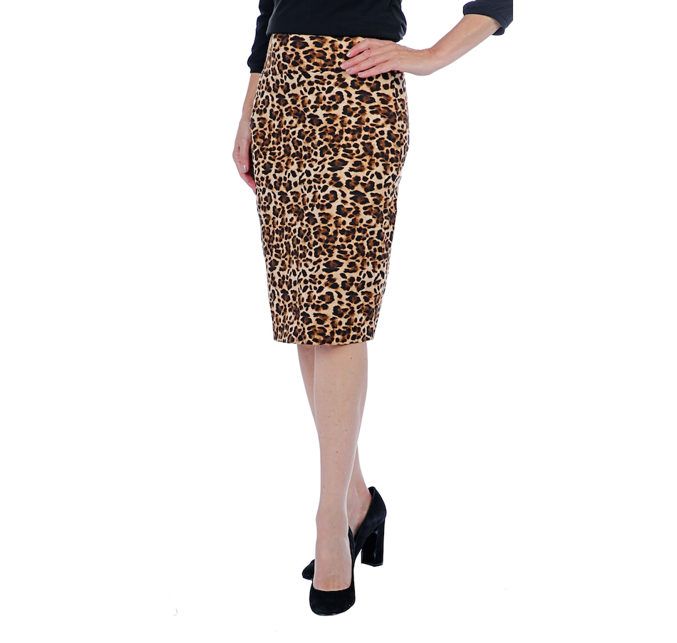 Image 407584_ANP.jpg , Product 407-584 / Price $49.88 , Artizan by Robin Barre Classic Tummy Tuck Pencil Skirt from ARTIZAN by Robin Barré Fashion on TSC.ca's Fashion department