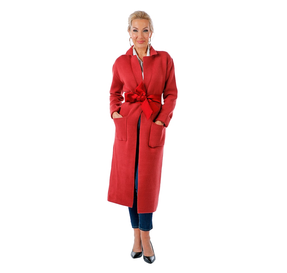Image 407607_RED.jpg , Product 407-607 / Price $99.00 , Brian Bailey Silk Sash from Brian Bailey Fashions on TSC.ca's Fashion department
