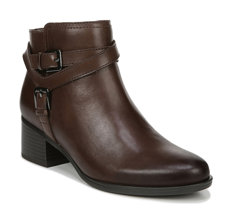 Image 407781_CHO.jpg , Product 407-781 / Price $109.88 , Naturalizer Kipling Short Boot from Naturalizer Footwear on TSC.ca's Shoes & Handbags department