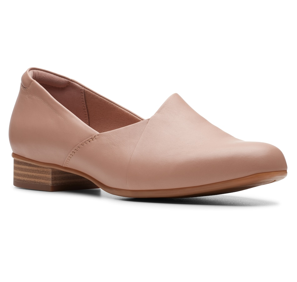 Image 407798_PRLE.jpg , Product 407-798 / Price $59.33 , Clarks Juliet Palm Slip On from Collection by Clarks on TSC.ca's Shoes & Handbags department