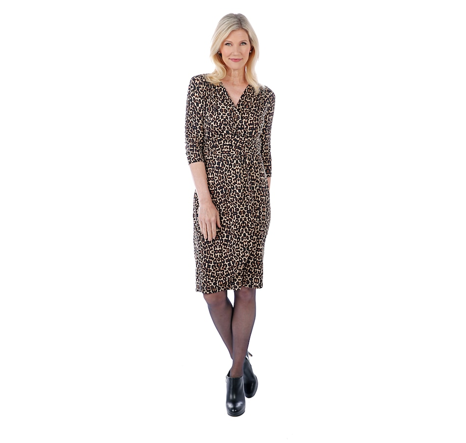 Image 407842_ANP.jpg , Product 407-842 / Price $79.88 , Artizan by Robin Barre Ruched Fashion Dress from ARTIZAN by Robin Barré Fashion on TSC.ca's Fashion department
