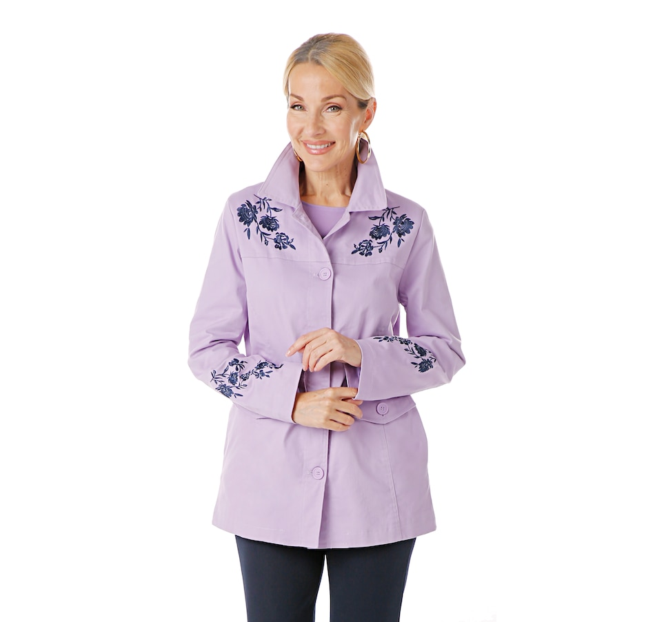 Image 408393_LLC.jpg , Product 408-393 / Price $139.90 , Guillaume Safari Embroidered Jacket from Guillaume on TSC.ca's Fashion department