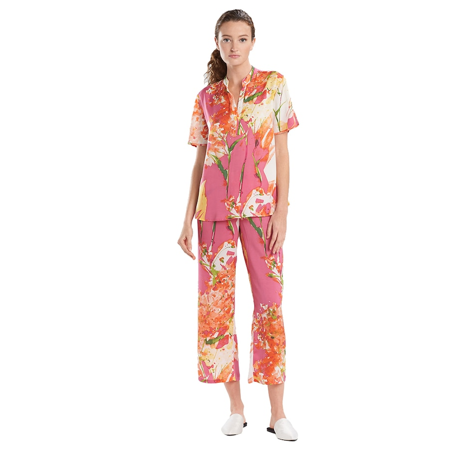 Image 408509_FUS.jpg , Product 408-509 / Price $64.88 , N Natori Silky Satin PJ Set from N Natori on TSC.ca's Fashion department