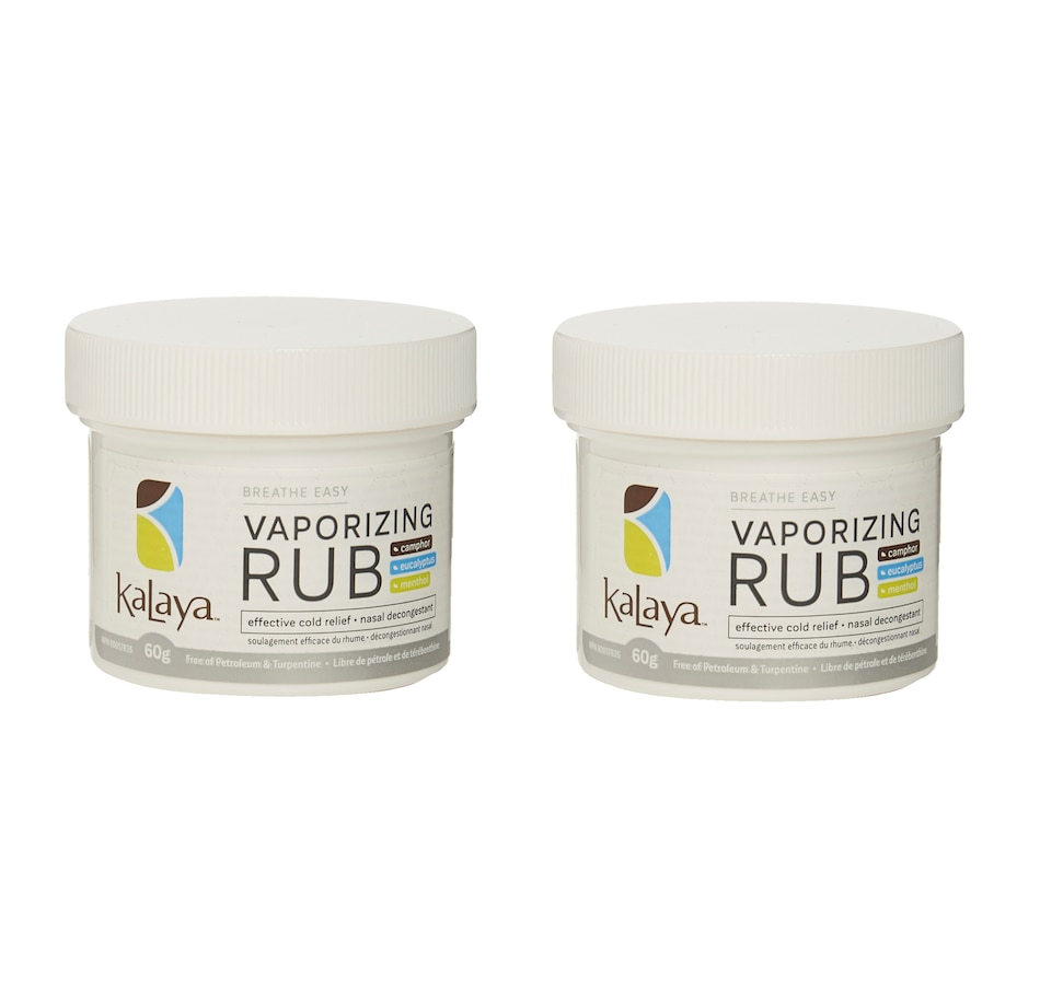 Image 431628.jpg , Product 431-628 / Price $26.82 , Kalaya Remedy Breathe Easy Vapourizing Rub Duo from Kalaya on TSC.ca's Health & Fitness department