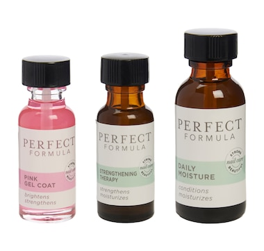 Perfect Formula Strong Nail Treatment Set