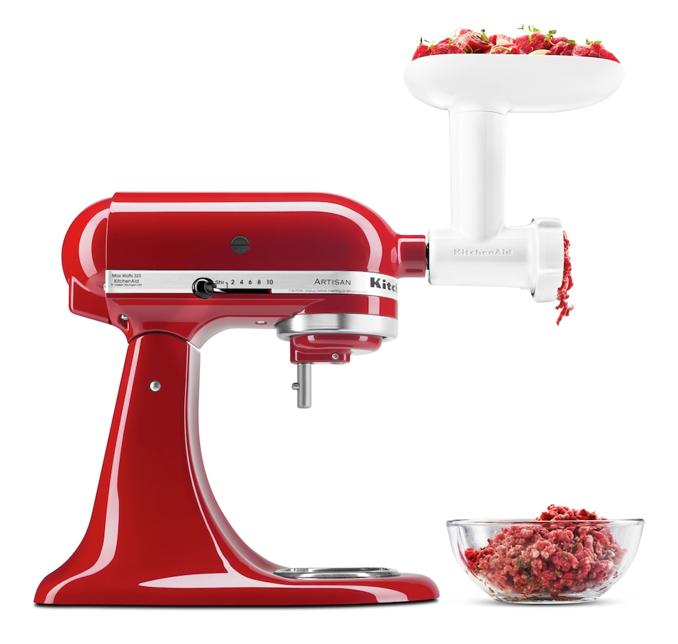 Image 442926.jpg , Product 442-926 / Price $69.99 , KtchenAid Food Grinder Attachment from KitchenAid on TSC.ca's Kitchen department