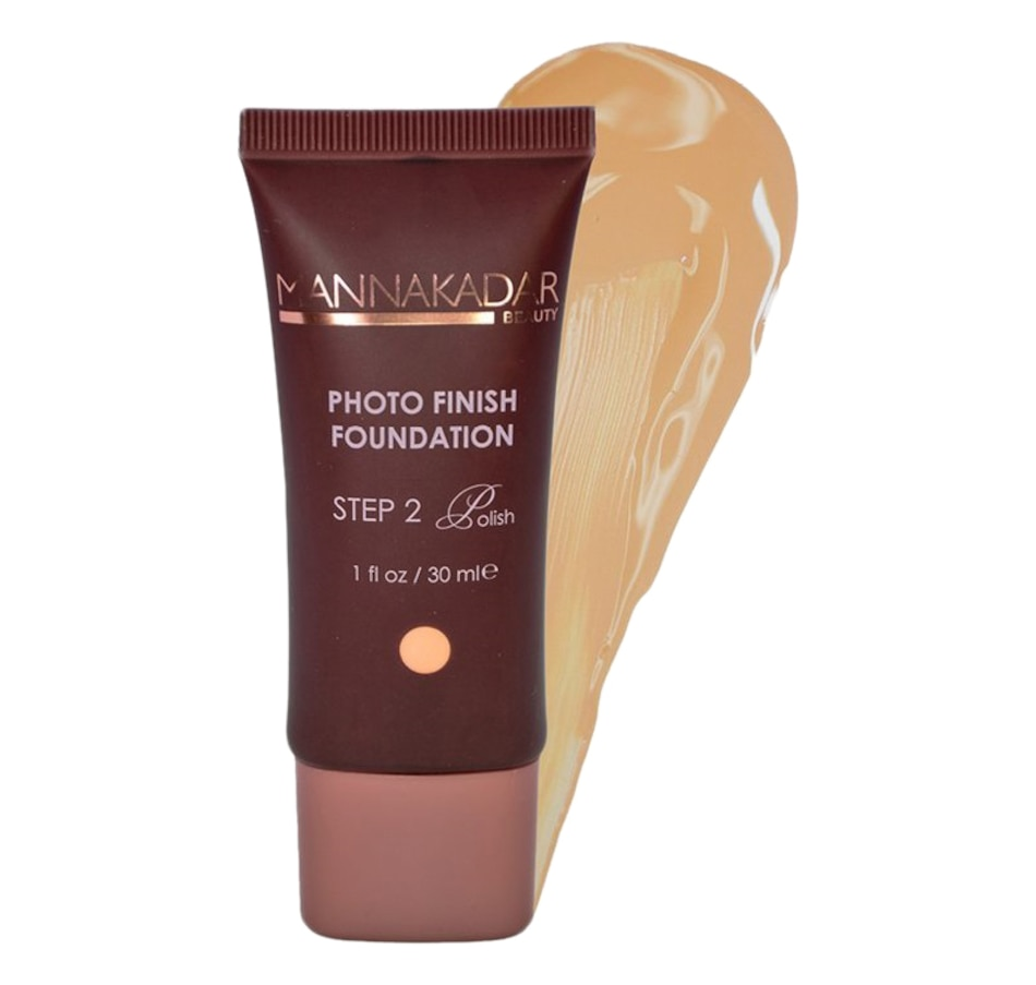 Image 447535_IVR.jpg , Product 447-535 / Price $28.00 , Manna Kadar Photo Finish Foundation from Manna Kadar on TSC.ca's Beauty department
