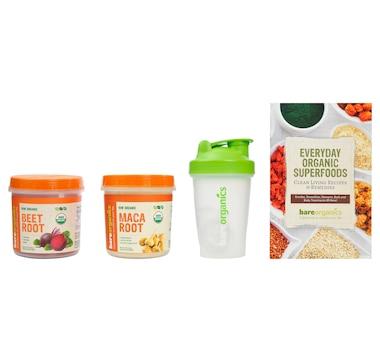 Bare Organics Superfood Power Bundle Energy