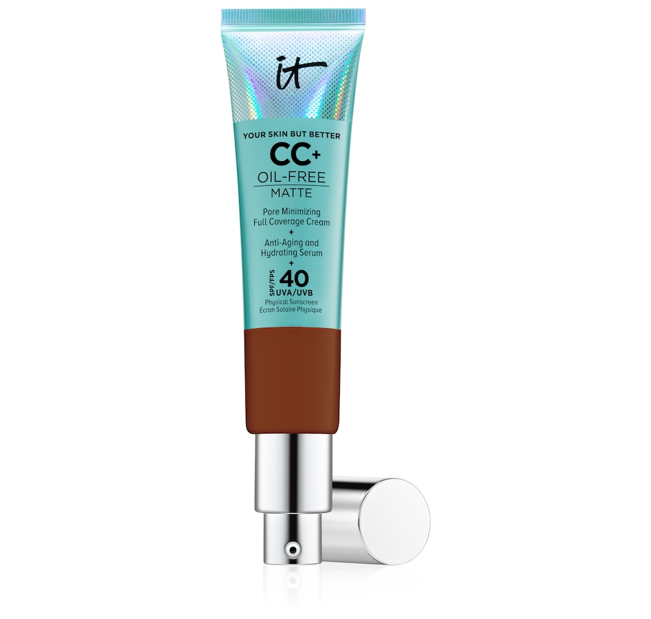 Image 447761_DEE.jpg , Product 447-761 / Price $49.00 , IT Cosmetics Your Skin But Better CC Cream Oil-Free Matte SPF 40 from It Cosmetics on TSC.ca's Beauty department