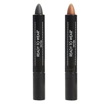Ready To Wear 2-In-1 Eye Shadow Stick & Liner Duo
